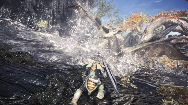 MONSTER HUNTER: WORLD [build 163956] (2018) PC | RePack от xatab