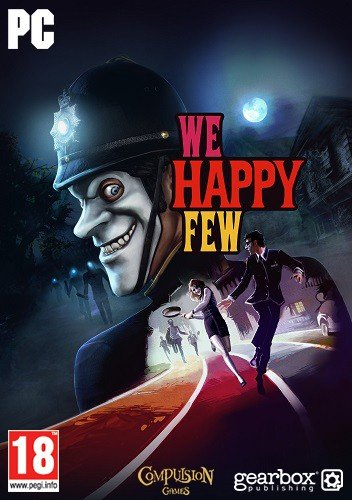 We Happy Few [v 1.4.71191] (2018) PC | RePack от xatab