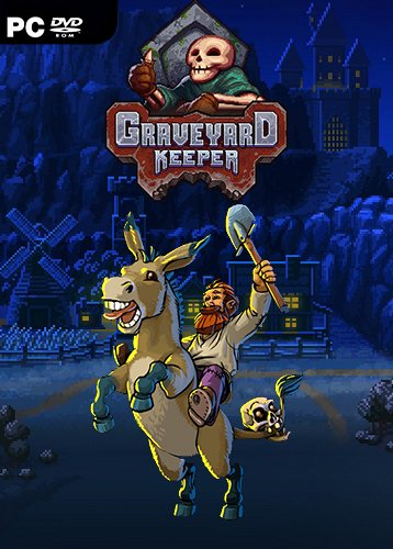 Graveyard Keeper (2018) PC | Лицензия