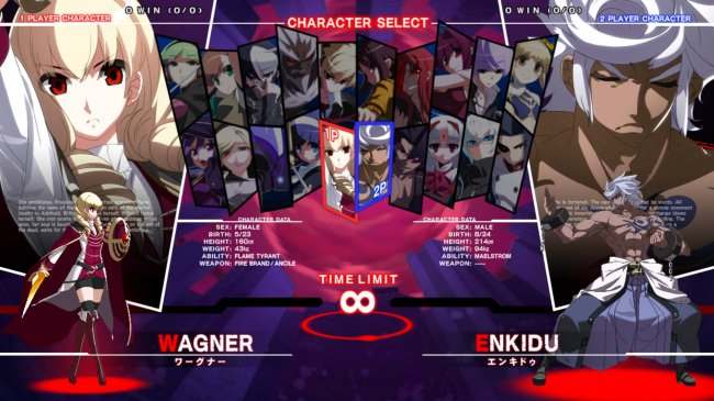 UNDER NIGHT IN-BIRTH Exe:Late[st] (2018) PC | Лицензия