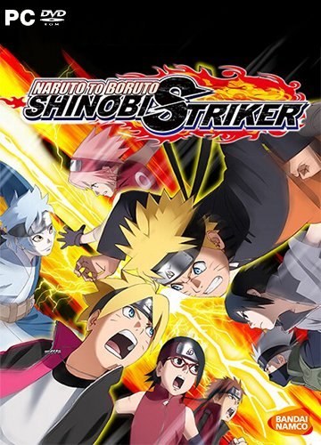 NARUTO TO BORUTO: SHINOBI STRIKER - Deluxe Edition (2018) PC | Лицензия