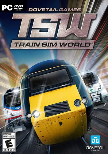 Train Sim World - Digital Deluxe Edition (2018) PC | Лицензия