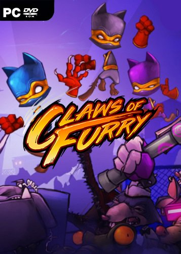Claws of Furry (2018) PC | Лицензия