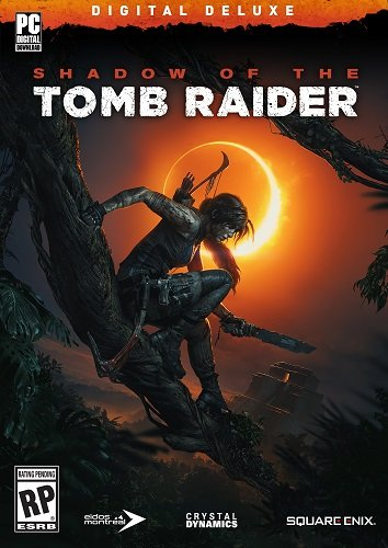 Shadow of the Tomb Raider - Croft Edition (2018) PC | Repack от xatab