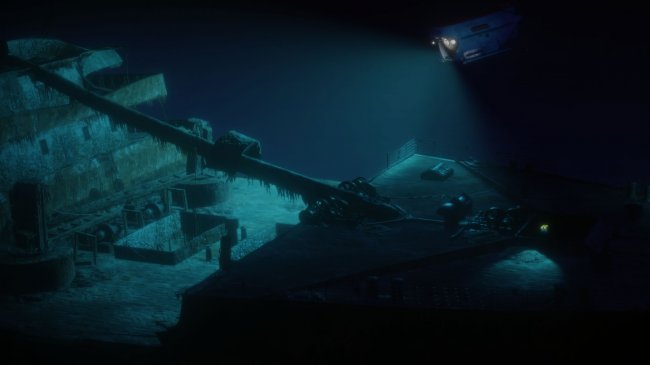 TITANIC Shipwreck Exploration (2018) PC | Лицензия