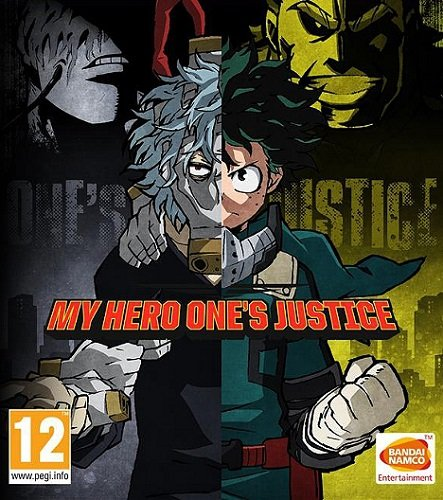 MY HERO ONE'S JUSTICE (2018) PC | Лицензия