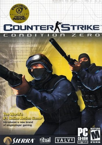 Counter-Strike Condition Zero Deleted Scenes (2004) PC | Пиратка