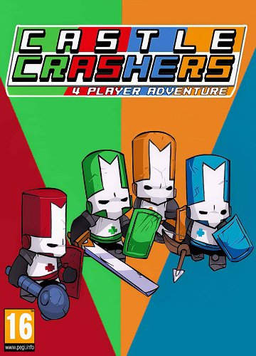 Castle Crashers: Steam Edition [v2.7] (2012) PC | RePack от Pioneer