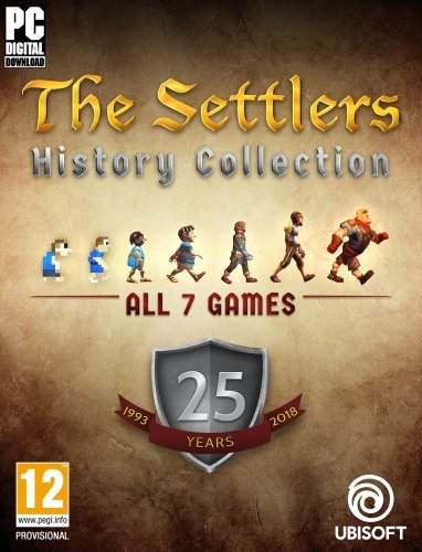 The Settlers: History Collection (2018) PC | Пиратка