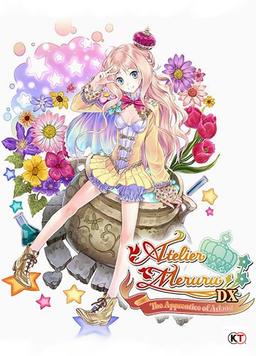 Atelier Meruru ~The Apprentice of Arland~ DX (2018) PC | Лицензия