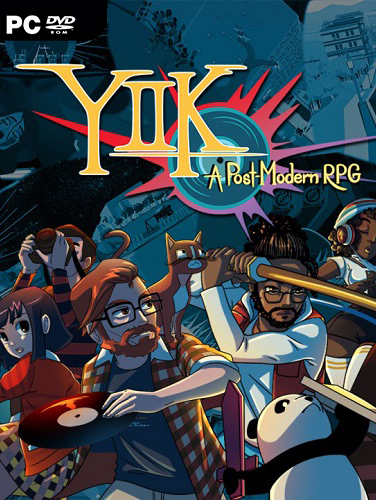 YIIK: A Postmodern RPG (2019) PC | Лицензия
