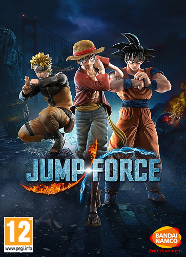 Jump Force - Ultimate Edition [v 1.02] (2019) PC | RePack от xatab