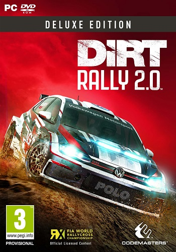 DiRT Rally 2.0 - Deluxe Edition (2019) PC | Repack от xatab