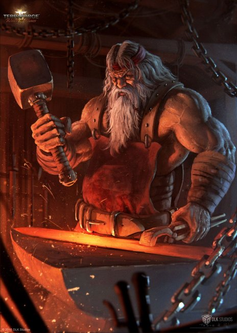 Fantasy Blacksmith (2019) PC | Early Access