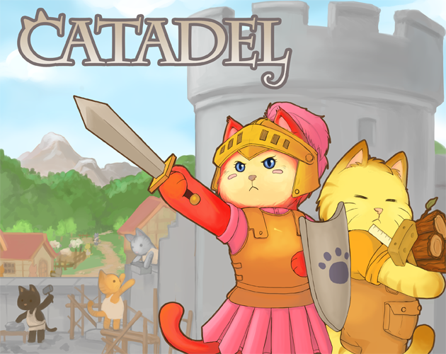 Catadel (2019) PC | Early Access