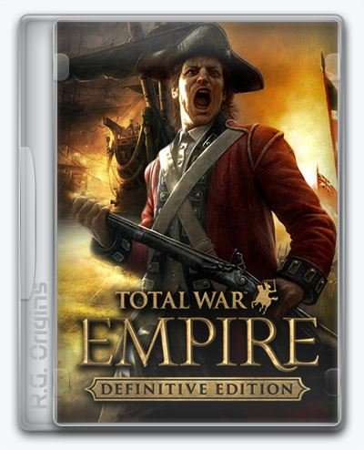 Total War: Empire Definitive Edition  (2018) PC | SteamRip от R.G. Origins