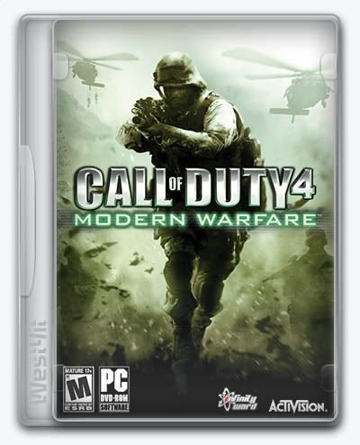 Call of Duty 4: Modern Warfare (2007) PC | Repack от xatab
