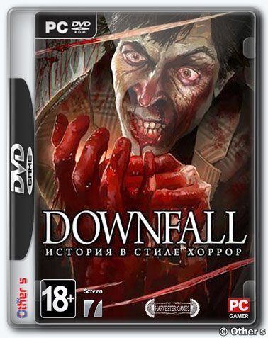 Downfall: A Horror Adventure Game / Downfall: История в стиле хоррор (2009) PC | Repack от Other s
