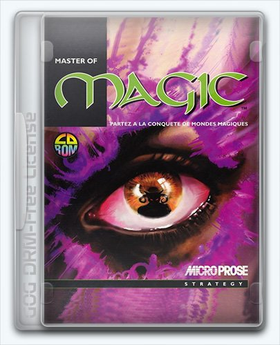 Master of Magic (1994) PC | Лицензия