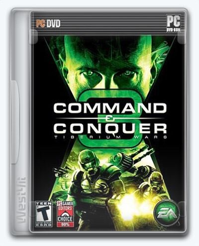 Command & Conquer 3: Tiberium Wars (2007) PC | Repack от xatab