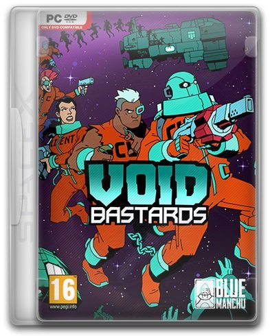 Void Bastards (2019) PC | Лицензия
