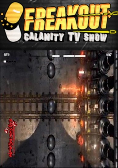 Freakout: Calamity TV Show (2019) PC | Лицензия