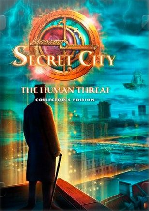 Secret City 3: The Human Threat (2019) PC | Пиратка