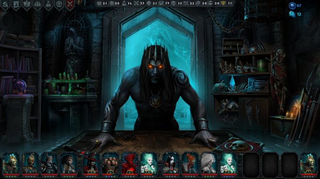 Iratus: Lord of the Dead (2019) PC | Early Access
