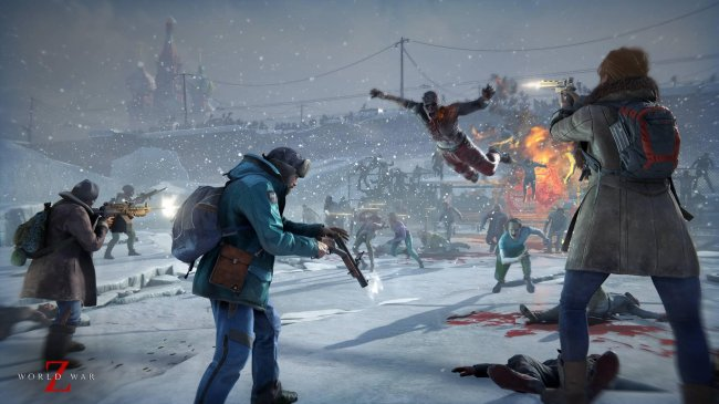 World War Z [v 1.30] (2019) PC | RePack от xatab